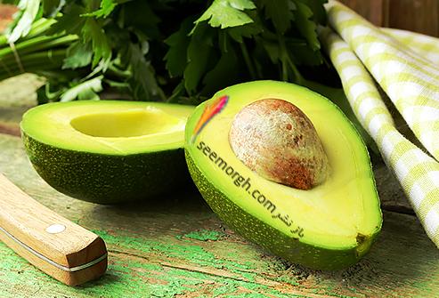 حقایقی جالب و عجیب در مورد میوه ها وسبزی ها-آووکادو