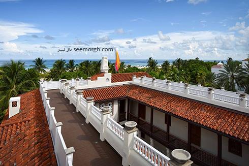 دکوراسیون داخلی هتل گران قیمت جیانی ورساچه Gianni Versace - عکس شماره 7