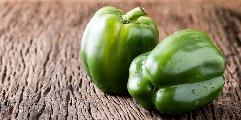 ویتامین c در فلفل دلمه سبز