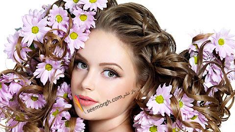 برای تقویت مو در روز به مقدار کافی از آهن و روی استفاده کنید