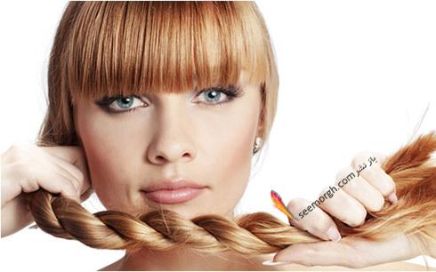 برای تقویت مو تا حد امکان پروتئین بخورید