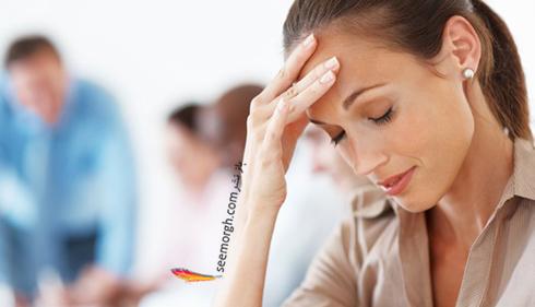 درد پشت سر نشانه چيست؟