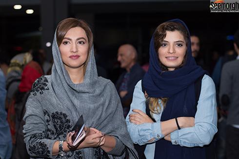 سمیرا حسینی و بهار کاتوزی