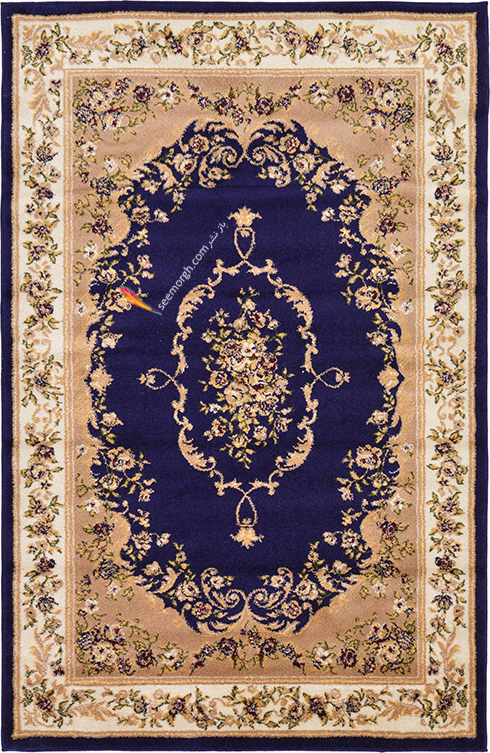 رنگ و طرح فرش مناسب برای ست کردن با مبلمان کلاسیک زعفرانی - عکس شماره 14