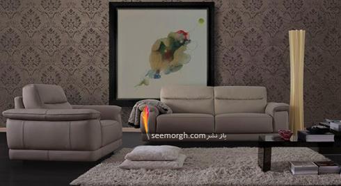 رنگ و طرح فرش مناسب برای ست کردن با مبلمان کلاسیک زعفرانی - عکس شماره 18