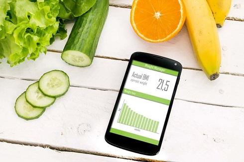 1. محاسبه میزان کالری مصرفی روزانه برای کاهش وزن