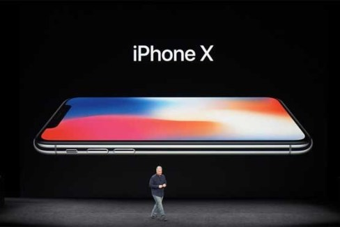 iphone x - آیفون ٨ و 10 را رونمایی کرد + مشخصات و قیمت