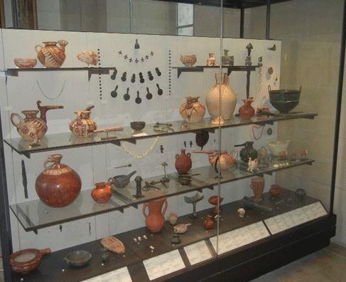آثار هنر ایرانی در موزه لوور فرانسه