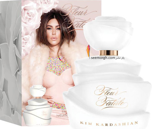 عطر Fleur Fatale کیم کارداشیان Kim Kardashian