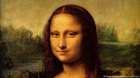 تابلوی مونالیزا اثر داوینچی