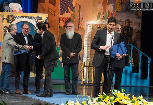 فرزاد فرزين در چهارمين جشن سالانه موسيقي ما
