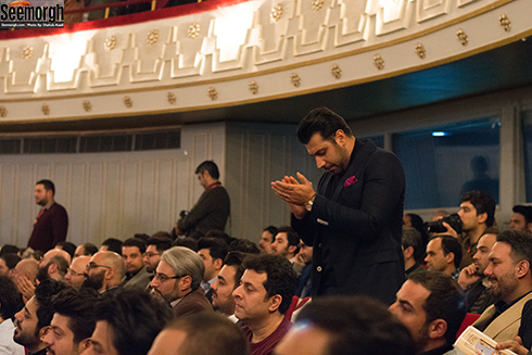 احسان خواجه اميري چهارمين جشن سالانه موسيقي ما
