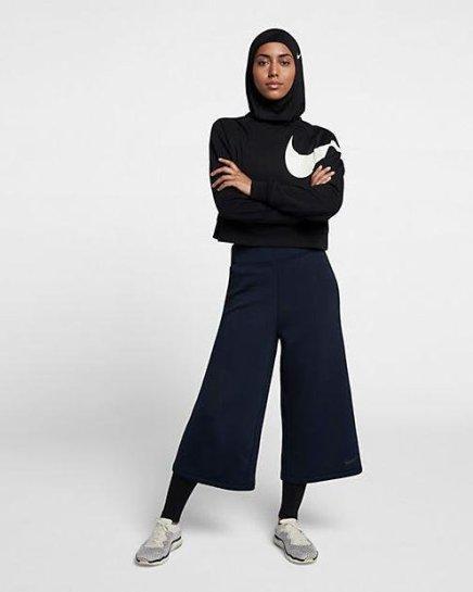 لباس نايکي مخصوص زنان ورزشکار مسلمان