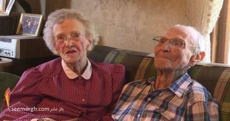 پدر 82 ساله و مادر 76 ساله آنابلا