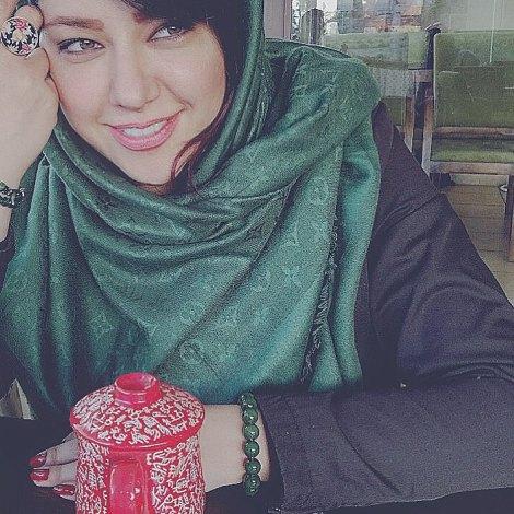 عکس پریچهر قنبری همسر شهاب حسینی