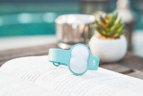 دستبند هوشمند مخصوص بارداری!