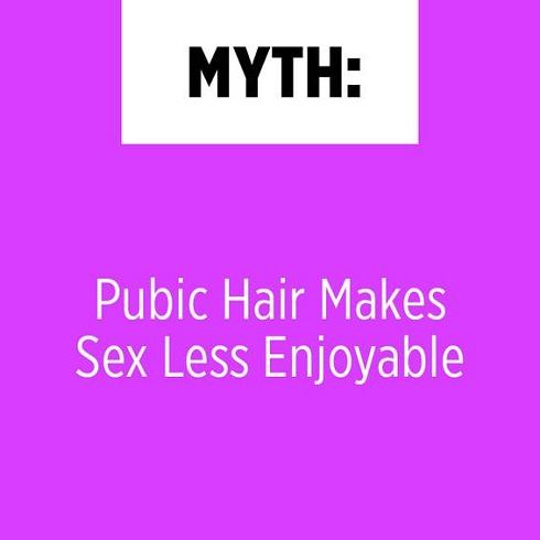موهای زائد ناحیه تناسلی، لذت رابطه جنسی را کاهش می دهند