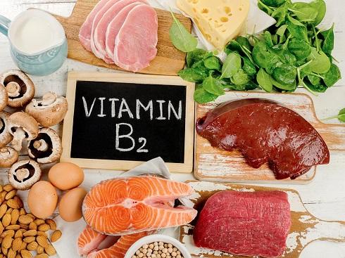 ریبوفلاوین Riboflavin یا ویتامین B2
