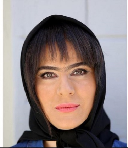 گریم متفاوت سحر دولتشاهی