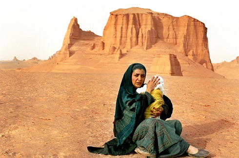 ساره بیات در فیلم محمد رسول الله (ص)