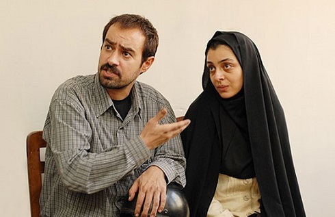 ساره بيات در فيلم جدايي نادر از سيمين