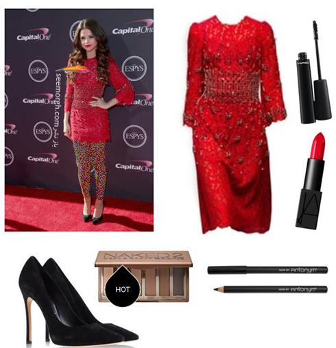 ست کردن لباس شب به سبک سلنا گومز Selena Gomez - عکس شماره 1