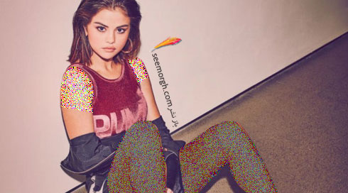سلنا گومز Selena Gomez چهره تبلیغاتی برند پوما Puma - عکس شماره 2