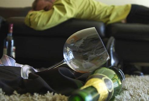 الکل میل جنسی شما را از بین می برد