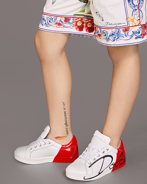 کفش مدرسه دولچه اند گابانا - مدل شماره 10