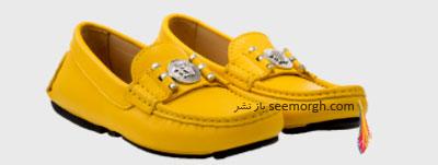 کفش مدرسه از برند ورساچه Versace - مدل شماره 3