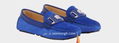 کفش مدرسه از برند ورساچه Versace - مدل شماره 10