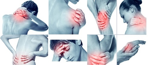 2. علائم تیروئید: درد مفصل Sore Joints و درد عصبی  Nerve Pain
