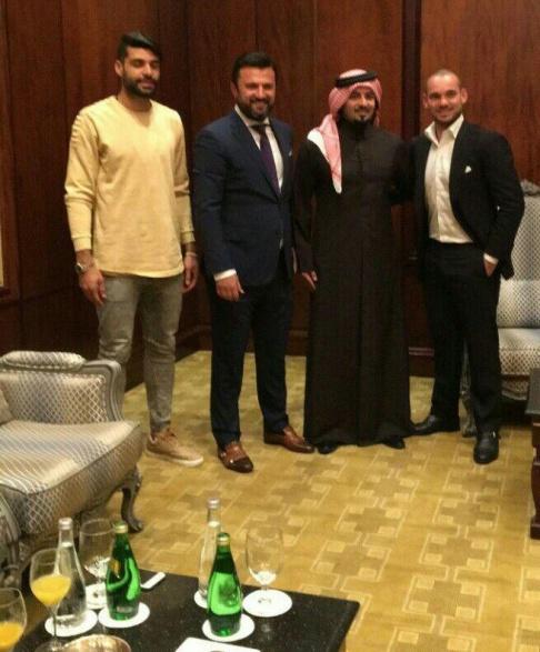 مهدي طارمي و اسنايدر بازيکنان جديد الغرافه قطر