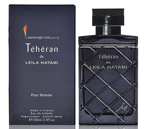 عطر  'Téhéran' لیلا حاتمی برای مردان