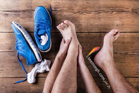 درد پاشنه پا از چیست؟