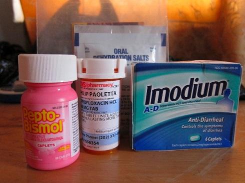 درمان و داروها برای اسهال
