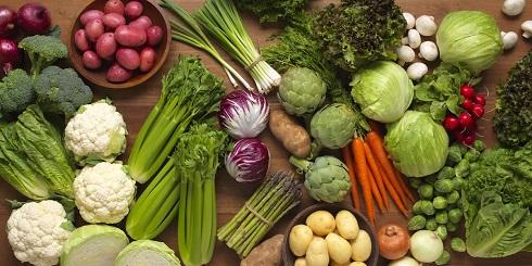 پلی فنل در سبزیجات