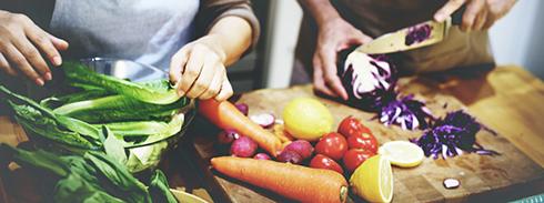 رژیم گیاهخواری برای سم زدایی بدن