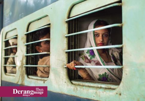 عکس زن هندی