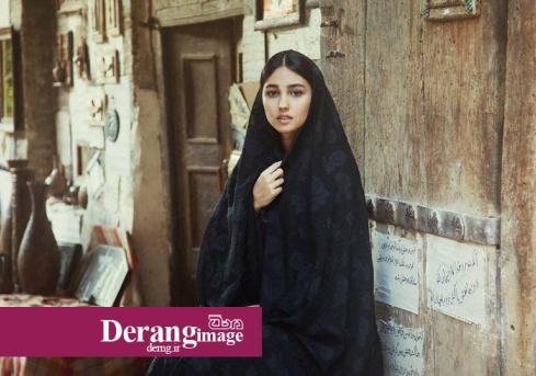 عکس متعلق به دختر شیرازی است