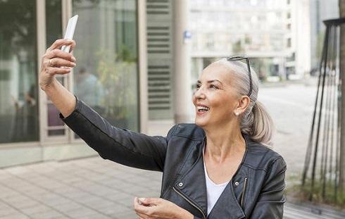 سلامت پوست شما بعد از 50 سالگی ممکن است بهبود پیدا کند