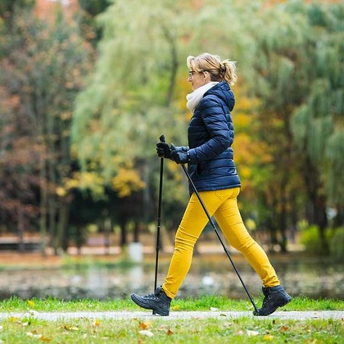 کاهش فشار خون با پیاده روی قدرتی