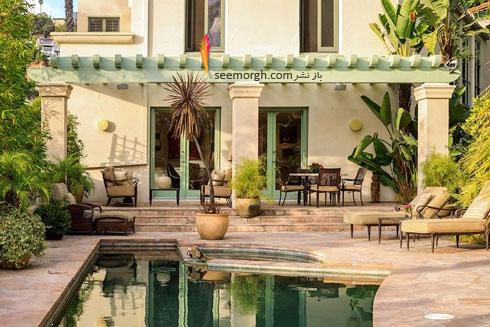 دکوراسیون داخلی خانه گران قیمت هلی بری Halle Berry - عکس شماره 8