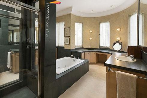 دکوراسیون داخلی خانه گران قیمت هلی بری Halle Berry - عکس شماره 5