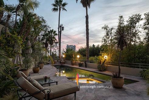 دکوراسیون داخلی خانه گران قیمت هلی بری Halle Berry - عکس شماره 3