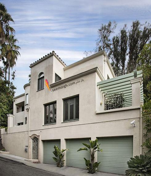 دکوراسیون داخلی خانه گران قیمت هلی بری Halle Berry - عکس شماره 2