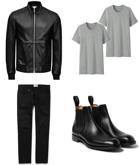 انتخاب لباس برای یک شب بیرون رفتن