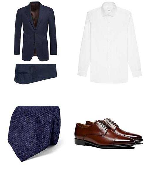 انتخاب لباس برای رفتن به شرکت - مدیر شرکت