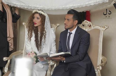 مراسم ازدواج یعقوب کریمی و نیکی محرابی 2