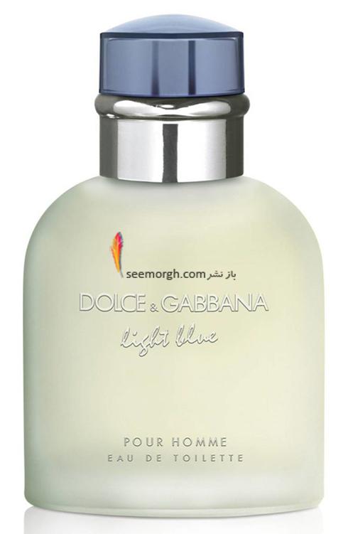 بهترین عطرهای مردانه برای زمستان 2018 - عطر light Blue از برند دولچه اند گابانا Dolce&Gabbana
